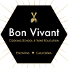 Bon vivant food and wine